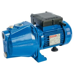 Speroni CAM100 Shallow Well Jet Pump – 1HP - Single Phase